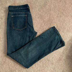 Express Barely Boot Stella Low Rise Jean l 12r